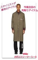 032c Street Style Collaboration Long Coats