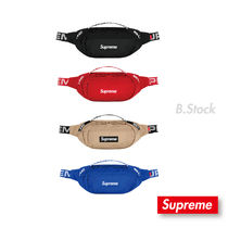 Supreme Street Style Backpacks