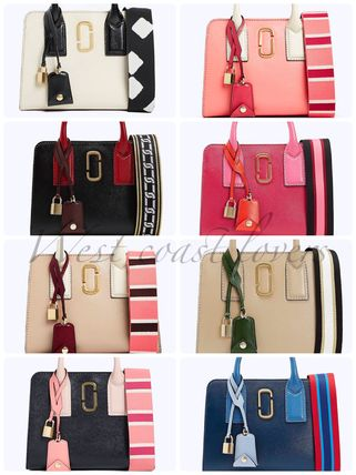 2WAY Leather Elegant Style Handbags
