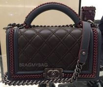 CHANEL BOY CHANEL Handbags