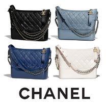 CHANEL 3WAY Chain Elegant Style Shoulder Bags