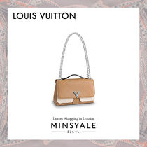 Louis Vuitton VERY CHAIN BAG [London department store new item]