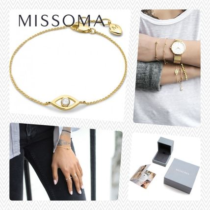 Costume Jewelry Casual Style Unisex With Jewels Bracelets
