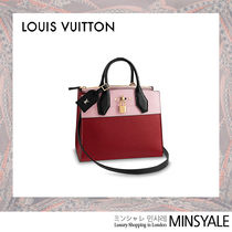 Louis Vuitton CITY STEAMER PM [London department store new item]