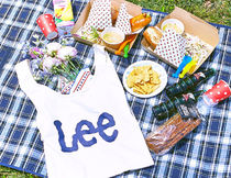 LEE Casual Style Unisex Street Style Totes