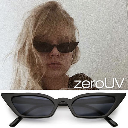 385d8d02783ed zeroUV 2018 SS Unisex Cat Eye Glasses Sunglasses (C571) by ...