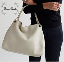 marc AND graham Casual Style Plain Leather Totes