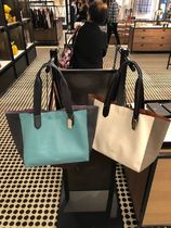 Coach Casual Style Leather Totes