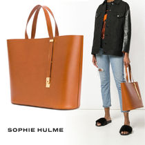 SOPHIE HULME Leather Totes