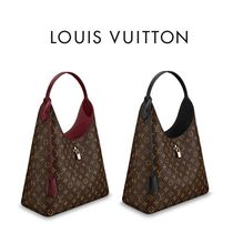 Louis Vuitton MONOGRAM Monogram Leather Bags