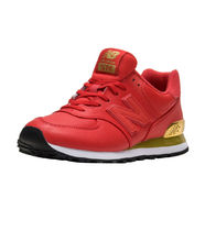 New Balance 574 Casual Style Plain Low-Top Sneakers