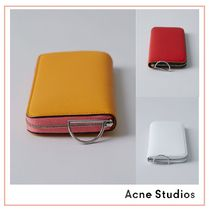 Acne Long Wallets