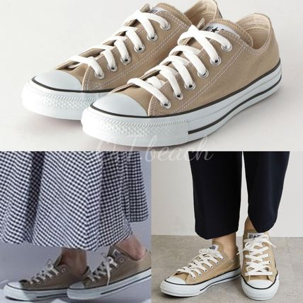 Unisex Low-Top Sneakers