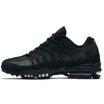 Nike AIR MAX 95 Street Style PVC Clothing Sneakers