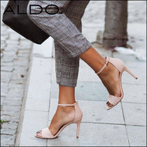 ALDO [ALDO] Nubuck Leather High-heel Sandal - Fiolla