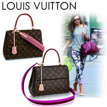 Louis Vuitton MONOGRAM Shoulder Bags