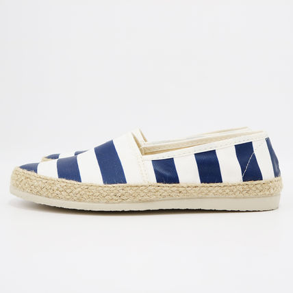 Stripes Loafers & Slip-ons