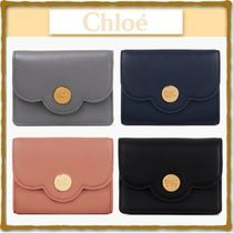 Chloe Leather Coin Purses