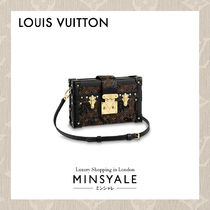 Louis Vuitton PETITE MALLE [London department store new item]