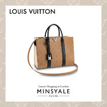 Louis Vuitton VERY TOTE [London department store new item]