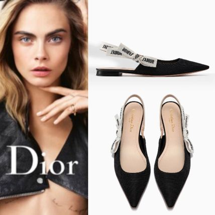 first rate 81f42 51ad2 Christian Dior JADIOR 2018 SS Casual Style Plain Sandals (KCB384TFL_S900)