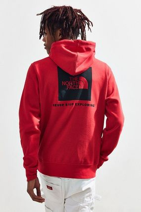 THE NORTH FACE Hoodies Sweat Street Style Long Sleeves Hoodies 8