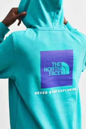 THE NORTH FACE Hoodies Sweat Street Style Long Sleeves Hoodies 10
