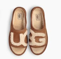 UGG Australia UGG SLIDE Open Toe Casual Style Street Style Slippers Shoes