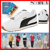 PUMA Unisex Street Style Collaboration Sneakers