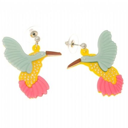 Animal Handmade Earrings & Piercings