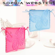 SOPHIA WEBSTER PVC Clothing Clutches