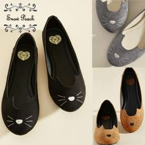 modcloth Other Animal Patterns Flats