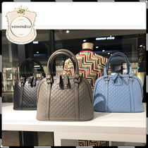 GUCCI 2WAY Crossbody Logo Handbags