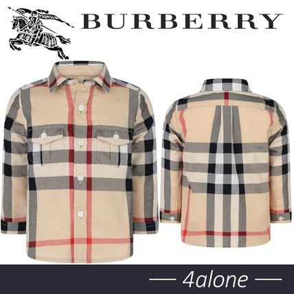 2c63e84b3bd0d Burberry 2018 SS Baby Girl Tops by 4alone - BUYMA