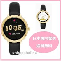 kate spade new york Round Digital Watches