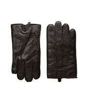 POLO RALPH LAUREN Plain Leather Leather & Faux Leather Gloves