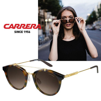 f54803346e2b Carrera Sunglasses Unisex Round Sunglasses 9 Carrera Sunglasses Unisex  Round Sunglasses ...