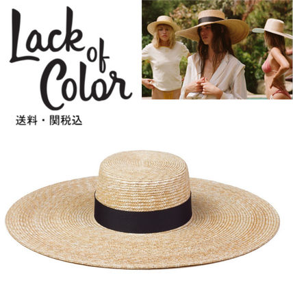 Womens Wide-brimmed Hats