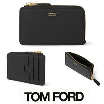 TOM FORD Leather Card Holders
