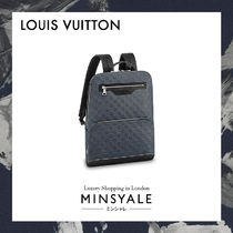 Louis Vuitton AVENUE BACKPACK [London department store new item]