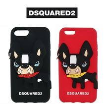 D SQUARED2 Other Animal Patterns Silicon Smart Phone Cases
