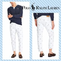POLO RALPH LAUREN Skull Cotton Jeans & Denim