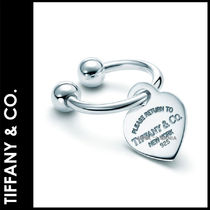 Tiffany & Co RETURN TO TIFFANY Plain Keychains & Bag Charms