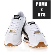 PUMA PUMA x BTS Collaboration Sneakers with Storybook