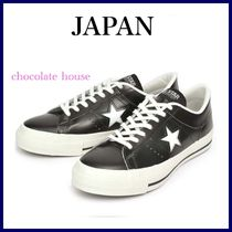 CONVERSE ONE STAR Flower Patterns Plain Sneakers
