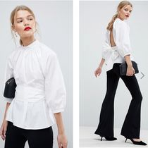 ASOS Casual Style Cropped Shirts & Blouses