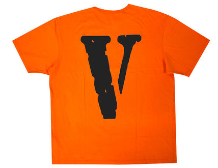 VLONE Crew Neck Crew Neck Unisex Street Style Cotton Short Sleeves 3