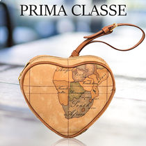 PRIMA CLASSE Casual Style Leather Clutches