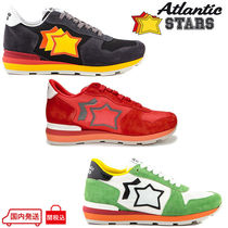 Atlantic STARS Star Suede Handmade Sneakers
