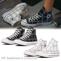 J W ANDERSON Unisex Collaboration Sneakers